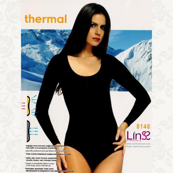 Термободи, цвет черный с фото, 2 шт., 8148