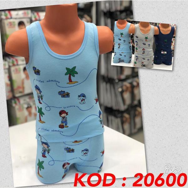 Комплект для мальчика, цвет ассорти, 6 шт., 20600
