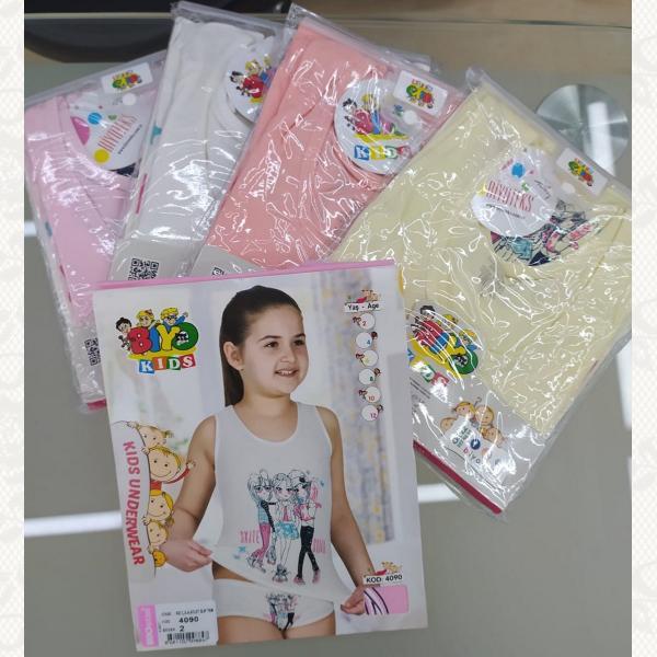 Комплекты для девочек в ассортименте в индивидуальной упаковке, цвет ассорти, 10