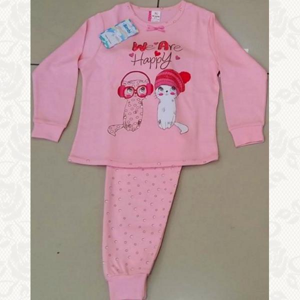 Пижама, цвет розовый, 5 шт., 310