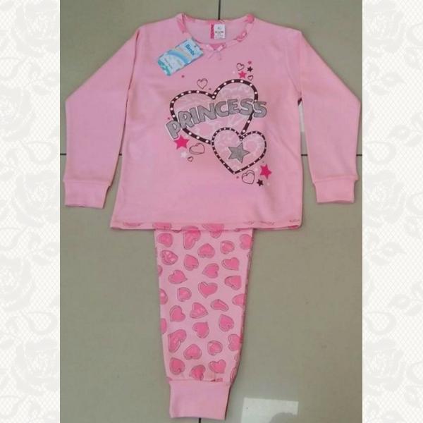 Пижама, цвет розовый, 5 шт., 420