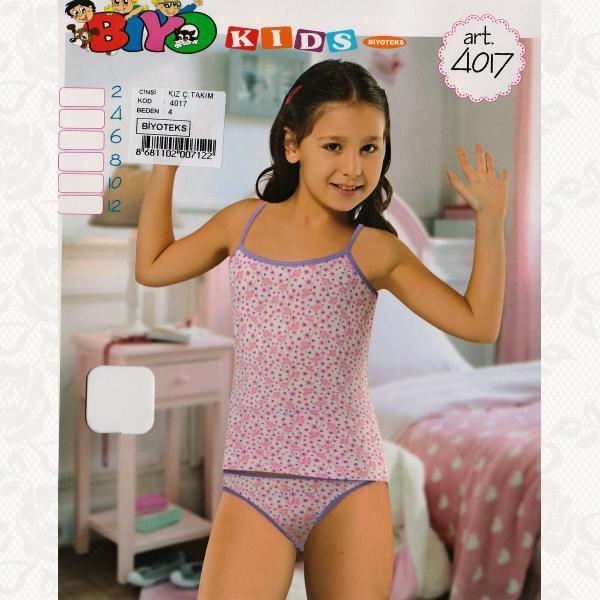 Комплект для девочек на тонкой брительке, цвет ассорти, 2 шт., 4017